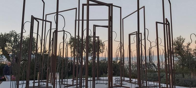 """""""Επτά Πύλες"""" - Έργο του Γιώργου Ξένου στο ΚΠΙΣΝ ως μέρος των επετειακών δράσεων για τα διακόσια χρόνια από την Ελληνική Επανάσταση"""