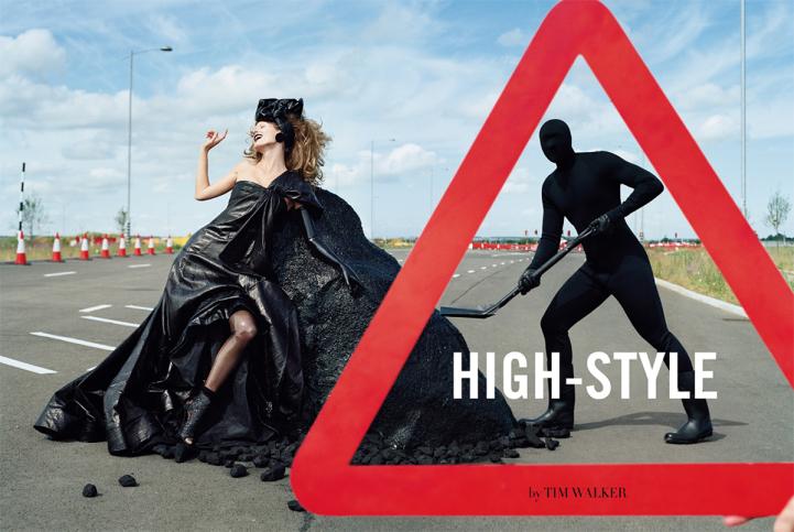 """Vogue, IT, """"High Style"""", Σεπτέμβριος 2010."""