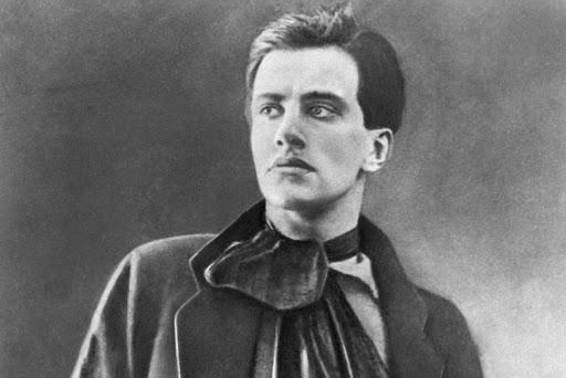 Ο ποιητής Βλαντιμίρ Μαγιακόφσκι