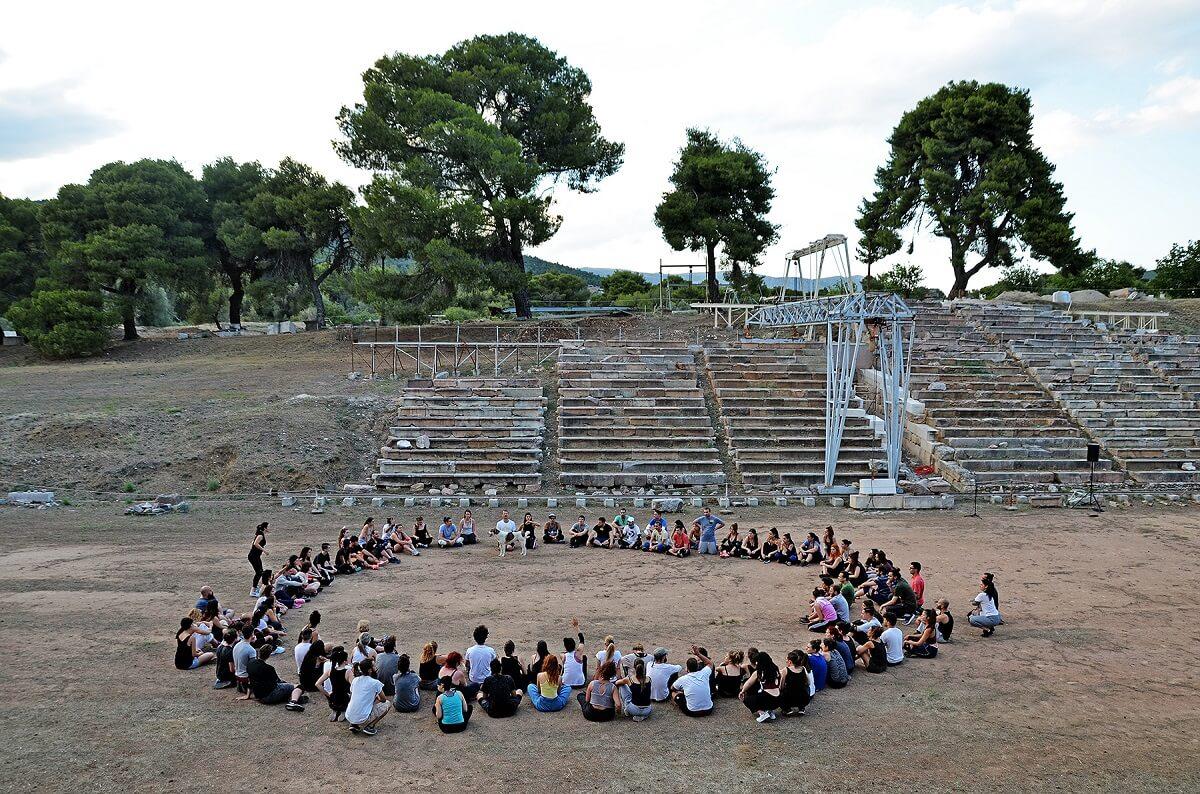 ΥΠΠΟΑ: Διεθνές Δίκτυο Αρχαίου Δράματος