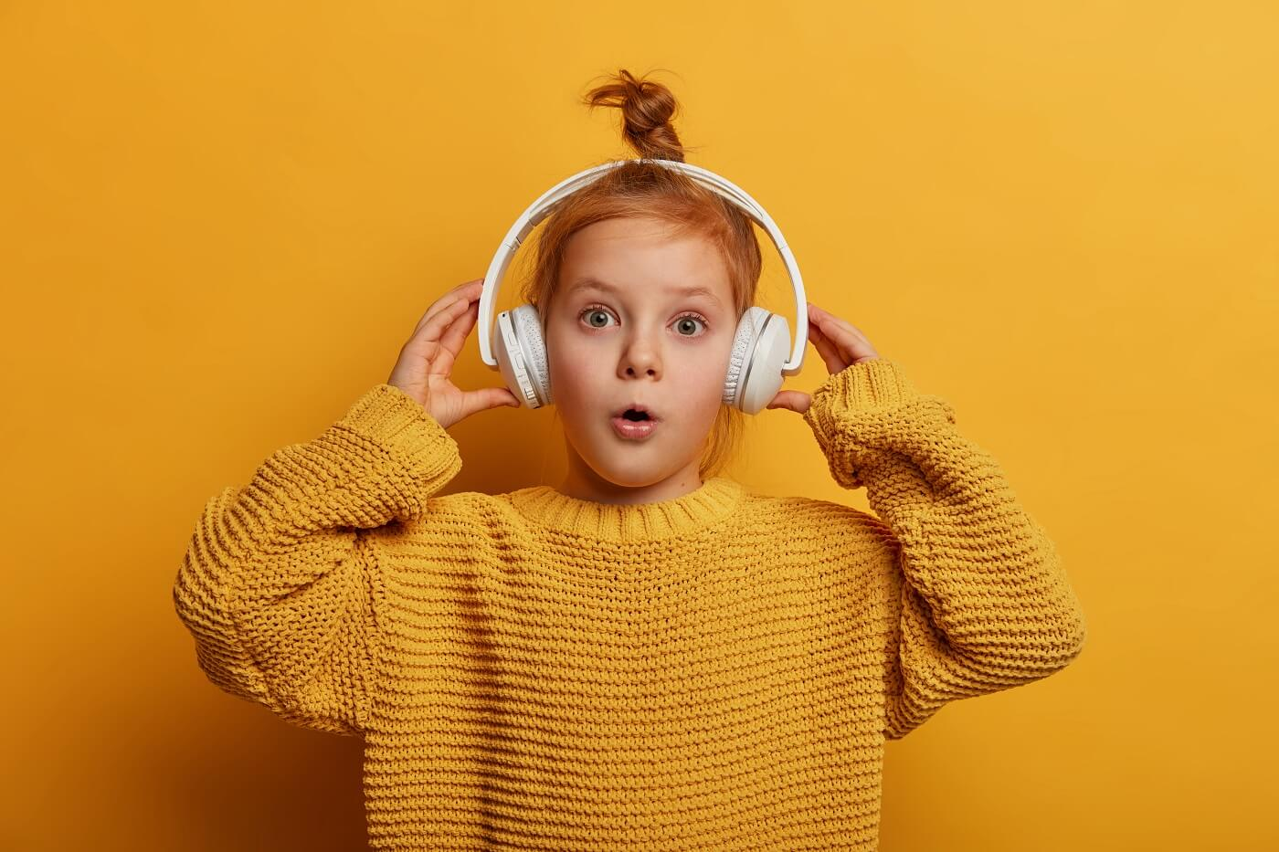 music surprise expression