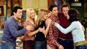 Friends season 10 scene