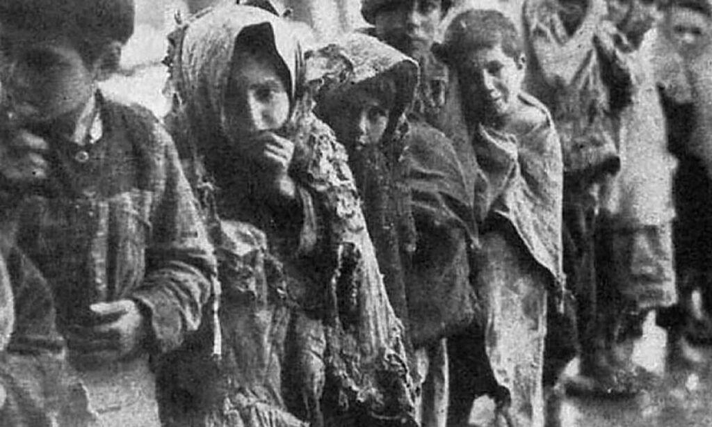 Τα θύματα της γενοκτονίας ανάγονται στον αριθμό των 353.000