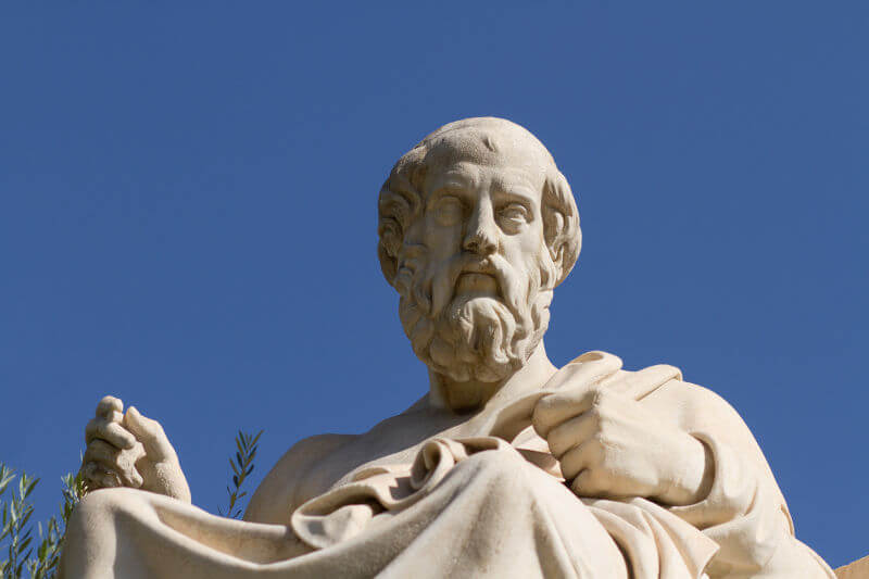 Πλάτων(427-347π.Χ., αρχαίος Έλληνας φιλόσοφος)