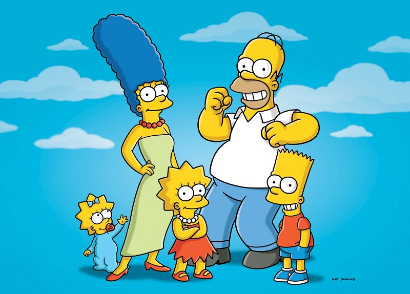 the simpsons sitcom