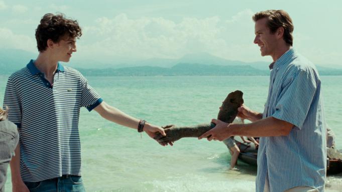 Ο έρωτας του Έλιο και του Όλιβερ στην ταινία ''Να με φωνάζεις με το όνομά σου''(2017)