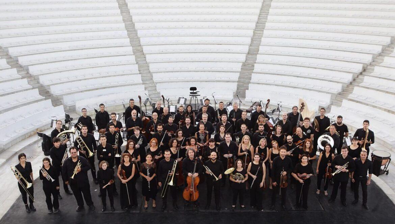 «36 Ελληνικοί χοροί για ορχήστρα»