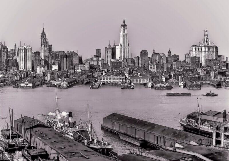 Η Νέα Υόρκη του 1913