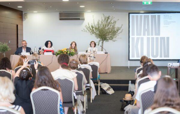 Συνέντευξη Τύπου MOMus, το πάνελ των ομιλητών