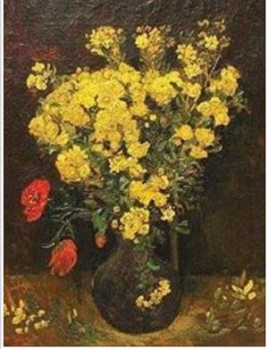 Παπαρούνες - Vincent Van Gogh