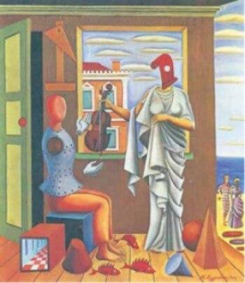 Ο ποιητής αναζητεί την έμπνευση και επικαλείται τη Μούσα.