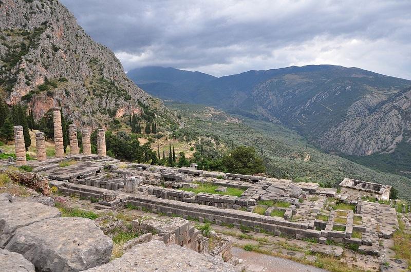 Delfi_Apollons_tempel