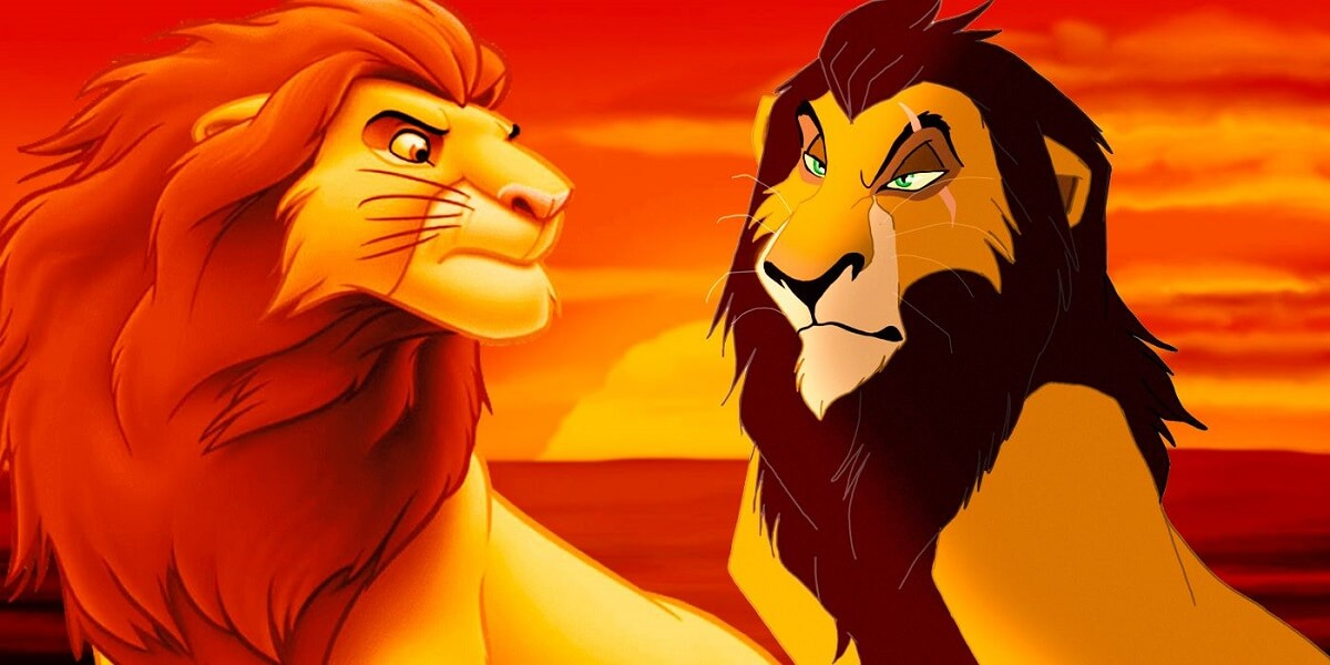 Μουφάσα και Σκαρ για το Lion King 2