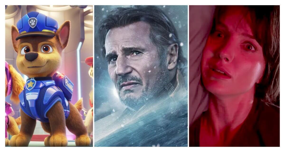Νέες Ταινίες 2 Σεπτεμβρίου
