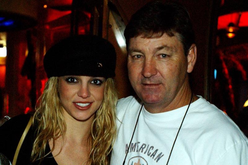 Η Britney Spears με τον πατέρα της
