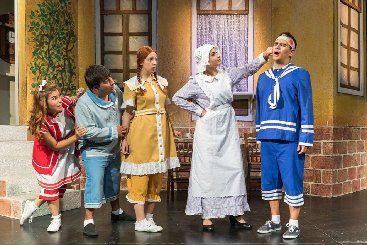 Το Metropolitan: The Urban Theater φιλοξενεί στην σκηνή του τον «Τρελαντώνη», από την Παιδική Σκηνή Θεσσαλονίκης